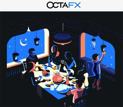 Ramadhan bersama OCTAFX